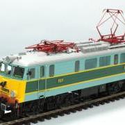 Lokomotywa pasażerska elektryczna EU07 (Schlesienmodelle 107005)
