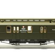 Wagon pocztowy Ghmx (Parowozik Fleischmann 5678 Fl/040274)