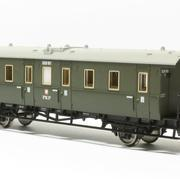 Wagon osobowy 3 kl C (Parowozik Piko 95949 P/026161)
