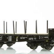 Wagon platforma Smms (Jan-Kol 6596-7)