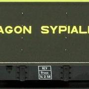 Wagon sypialny 1/2 kl ORBIS ABhuxz (Roco 64745)