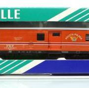 Wagon pocztowy Pdn-x (Sachsenmodelle 74720)