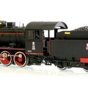 Lokomotywa towarowa parowa Tp4 (karol_mar Fleischmann 984152 )