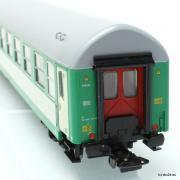 Wagon osobowy 2 kl Bdnu (Tillig 500907)