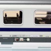 Wagon osobowy 2 kl Berlin-Warszawa-Express Bmnopuvz (ACME 52739)