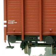 Wagon towarowy kryty .Hbk (Kpt) (EFC-Loko 022-14)