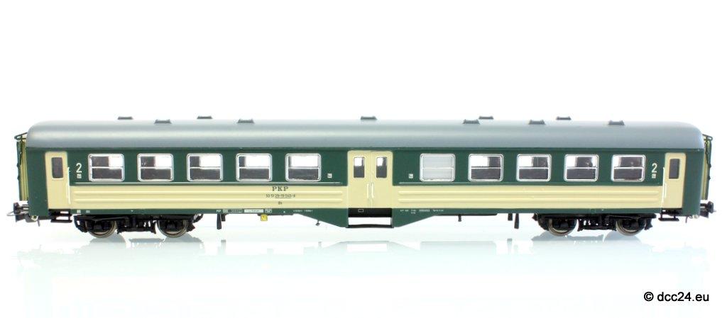 Wagon osobowy 2 kl Ryflak Bh (Robo 102Abelb458)