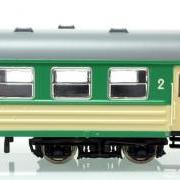 Wagon osobowy 2 kl Ryflak Bh (Robo 102Atcz076)