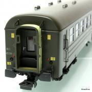 Wagon osobowy 2 kl Ryflak Bh (Robo 102Acho753)