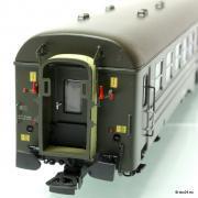 Wagon osobowy 2 kl Ryflak Bh (Robo 102Acho243)