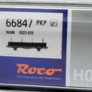 Wagon odkryty z kłonicami Wddk (Roco 66847)