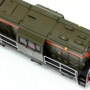 Lokomotywa manewrowa spalinowa SM31 (EFC-Loko SM31080)