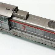 Lokomotywa manewrowa spalinowa SM42 (DarekW Piko 59465)