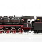 Lokomotywa towarowa parowa Ty4 (FENIX Roco 63235)