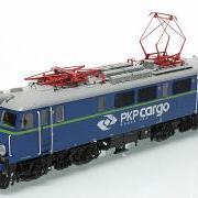 Lokomotywa pasażerska elektryczna EU07 (Schlesienmodelle 107001)