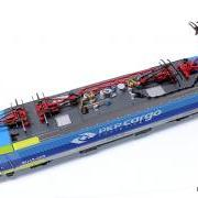 Lokomotywa elektryczna EU45 (Piko 57960)