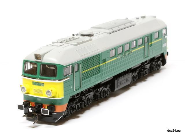 Lokomotywa towarowa spalinowa ST44 (Jan-Kol 62787)