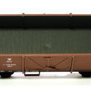 Wagon węglarka Wdn (Klein Modellbahn LM 06/05)