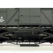 Wagon towarowy kryty Kdsth (Klein Modellbahn LM 07/05)
