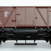 Wagon towarowy kryty Gkk-x (Klein Modellbahn LM 10/06)