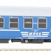 Wagon sypialny WARS WLABd (Roco 64821)