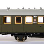 Wagon osobowy 2/3 kl BCiy (Parowozik Roco 44862 R/014593)