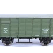 Wagon gospodarczy - magazyn  Xk (Parowozik Roco 47644 R/852094)
