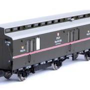 Wagon pocztowy Gmy (Parowozik Electrotren 6406 E/041385)