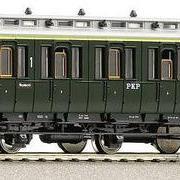 Wagon osobowy 1 kl Ay (Roco 45535)
