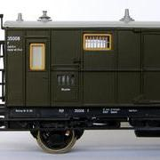 Wagon bagażowy F (Roco 45577)