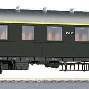 Wagon osobowy 1 kl Ahxz (Roco 45845)