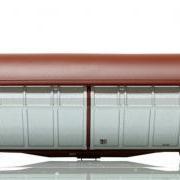 Wagon towarowy z przesuwanymi ścianami Hbbillnss (Roco 46514)