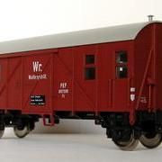 Wagon bagażowy Ft (Roco 47569)