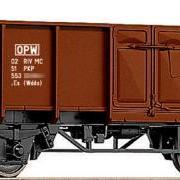 Wagon węglarka Es (Roco 56269)