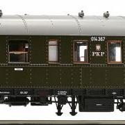 Wagon osobowy 2/3 kl BCi (Roco 64560)