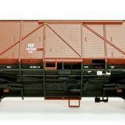 Wagon towarowy kryty Kdt (Roco 66224)