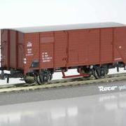 Wagon towarowy kryty Gklm (Roco 66226)