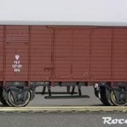 Wagon towarowy kryty Kdth (Roco 66227)