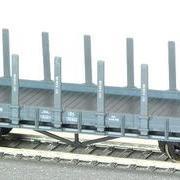 Wagon platforma z kłonicami Pdkh 31 (Roco 66349)