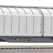 Wagon z przesuwnymi ścianami Habbins (Roco 66454)