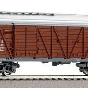 Wagon towarowy kryty KKwho5 (Roco 66640)