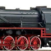 Lokomotywa towarowa parowa Ty2 (Roco 72220 72221)