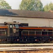 Lokomotywa manewrowa spalinowa SP42 (Piko 59266)