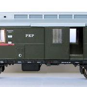 Wagon pocztowo-bagażowy Fg (Tillig 500621)