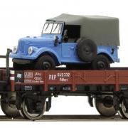 Wagon platforma Pdh21 (Tillig 501183)