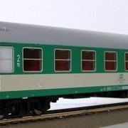 Wagon osobowy 1/2 kl ABdnu (Tillig 74730)