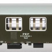 Wagon osobowy 2 kl  Bwxzd (Tillig 74758)