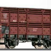 Wagon towarowy kryty do przewozu zwierząt Sn (Tillig 76657)