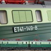 Lokomotywa towarowa elektryczna ET41 (Piko 96363-2)