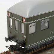 Zespół wagonów piętrowych Bipa (karol_mar Rivarossi HR4126)